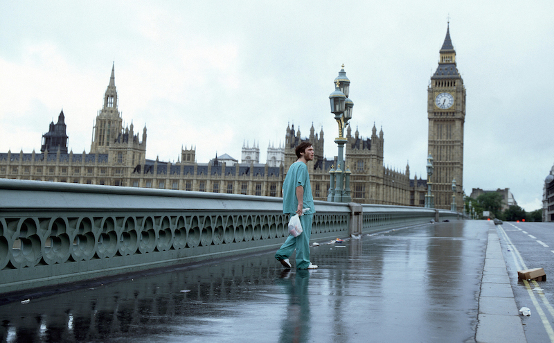 London Undead: Screening/Branding the Empty City