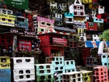 Art in the Divided City: Participatory art projects in Rio de Janeiro Favelas