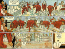 A Dream Born in the Metropolis: Considerations about the Modern City in Little Nemo in Slumberland